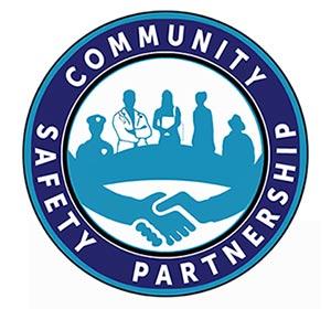 Community Safety Partnership logo