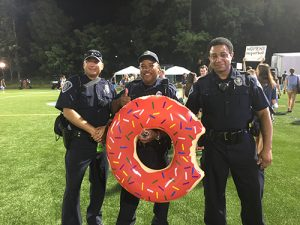 Benefits - Police