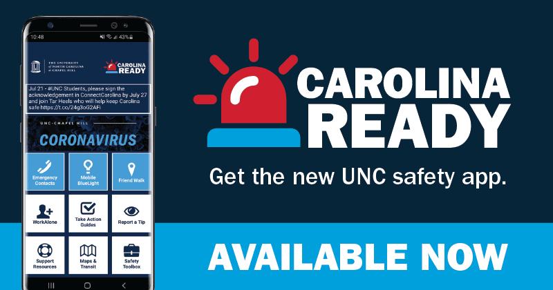 Carolina Ready Safety App